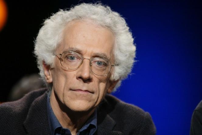Tzvetan Todorov, directeur de recherches au CNRS, critique, historien, philosophe, lors de l'émission