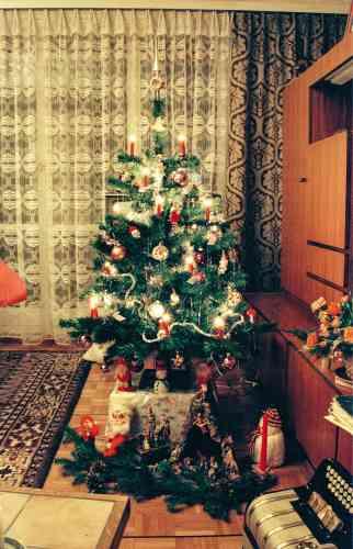 Weihnachten (Noël), 1993.
