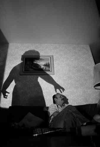Ich habe angst. (« J'ai peur.»), 1993.