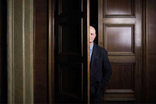 Le député PS de Paris Christophe Caresche, le 6 février à l'Assemblée nationale.