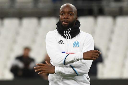 Lassana Diarra, le 8 février, à Marseille.