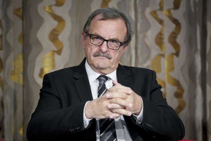 Jean-François Carenco, en septembre 2016 à Paris.