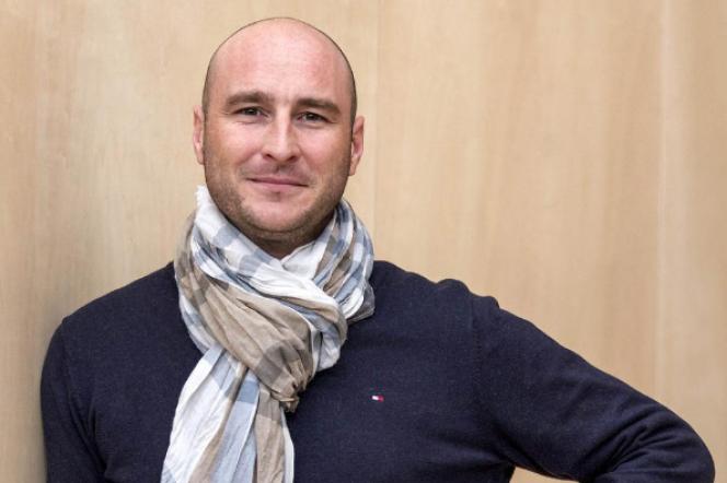 Emeric Oudin, directeur général d'Axe-Environnement, une PME de l'Aube spécialisée en phyto-environnement.