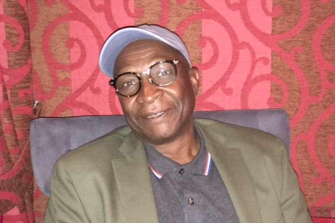 Mamadou Sinsy Coulibaly, le 2 février à Paris.