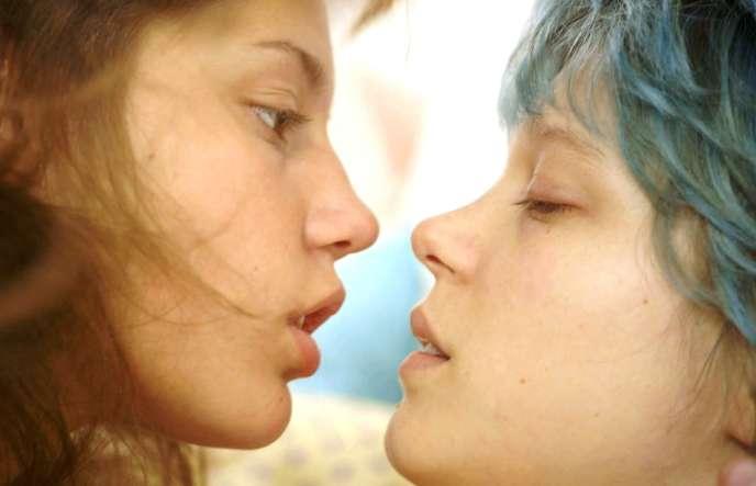 Le film « La Vie d'Adèle», d'Abdellatif Kechiche, a fait l'objet d'uneaction en justice de l'association catholique Promouvoir.
