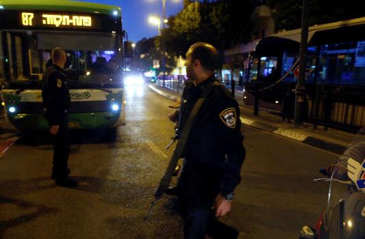Un homme a ouvert le feu, jeudi 9 février, sur le marché de Petah Tikva, près de Tel-Aviv.