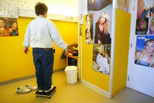 Le centre de pédiatrie et de rééducatino de Bullion accueille des enfants et adolescents souffrant d'obésité.