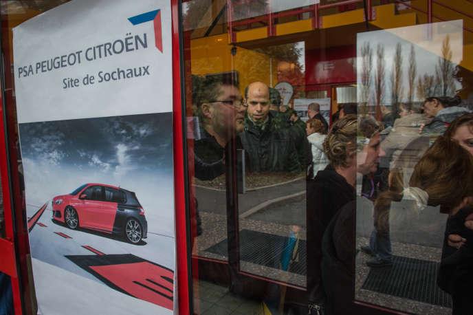 L'enquête sur PSA, au sujet d'une triche présumée sur les émissions diesel, a été transmise au parquet, jeudi 9 février.