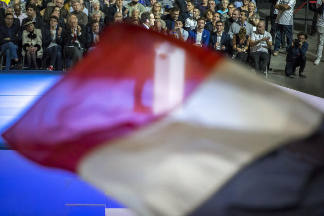 Emmanuel Macron, samedi 4 février à Lyon.