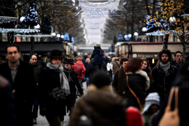 A Paris, en décembre 2016.