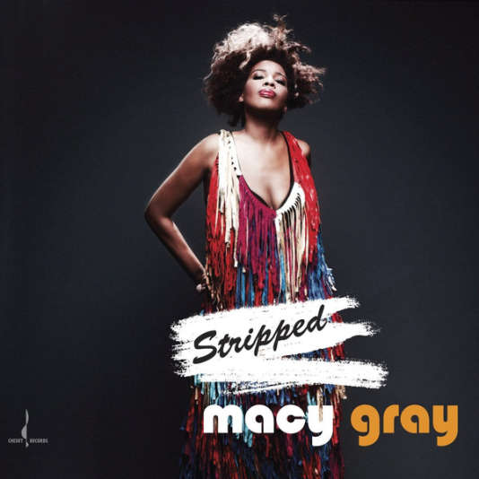 Pochette de l'album « Stripped », de Macy Gray.