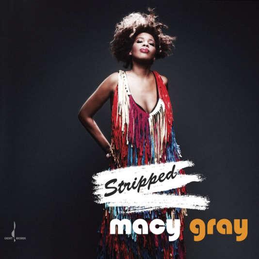 Pochette de l'album« Stripped», de Macy Gray.