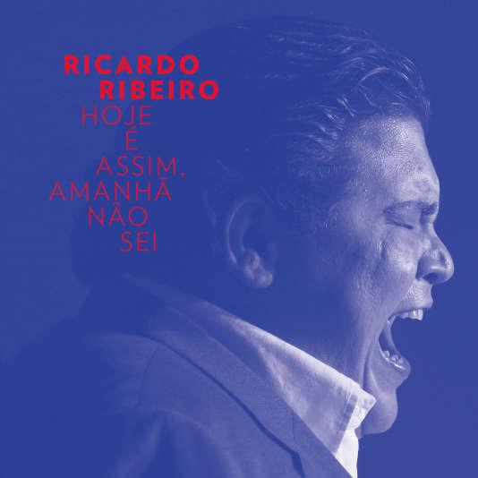 Pochette de l'album «Hoje é assim, amanha não sei», deRicardo Ribeiro.