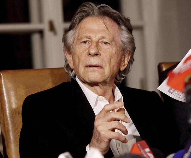 Roman Polanski, le 30 octobre 2015.