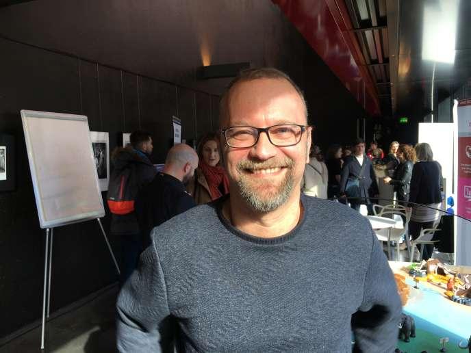 Elie Sloïm, directeur de l'entreprise Opquast