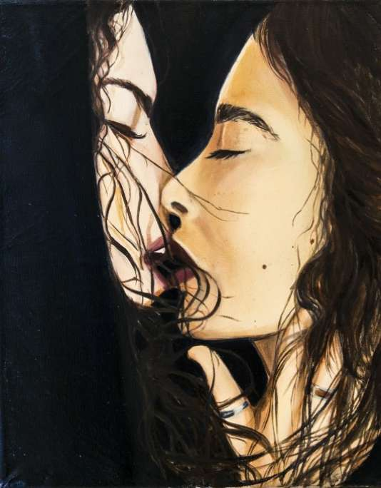 « Kiss », d'Apolonia Sokol (2017).