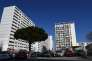 La cité Felix Pyat Bellevue dans le troisième arrondissement de Marseille le 24 janvier.