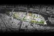 Le projet « L'île de pierre, l'île de verre » conçu par le cabinet d'architecture Dominique perrault pour l'île de la Cité à Paris.