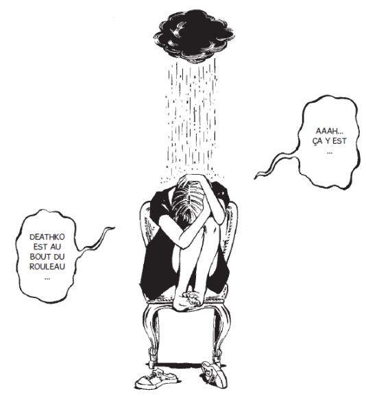 «Deathco», deAtsushi Kaneko.