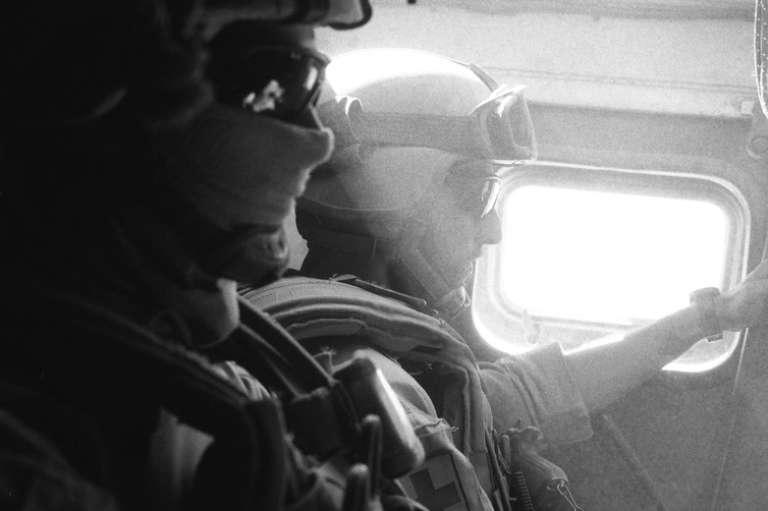 Les soldats racontent leur quotidien.