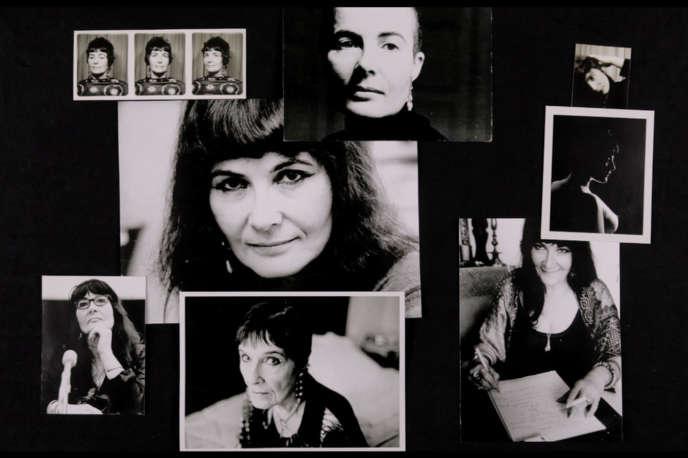 « Belle de nuit, Grisélidis Réal, autoportraits », un documentaire français de Marie-Eve de Grave.