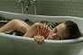 Mia Goth dans le film américain deGore Verbinski,« A Cure for Life» («A Cure for Wellness»).