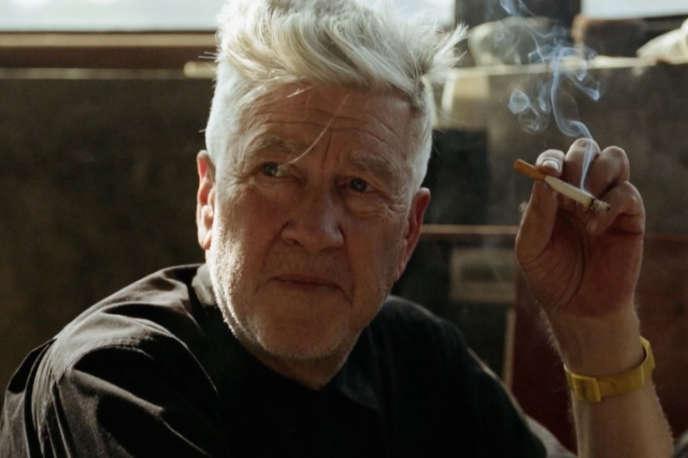 Le cinéaste David Lynch.