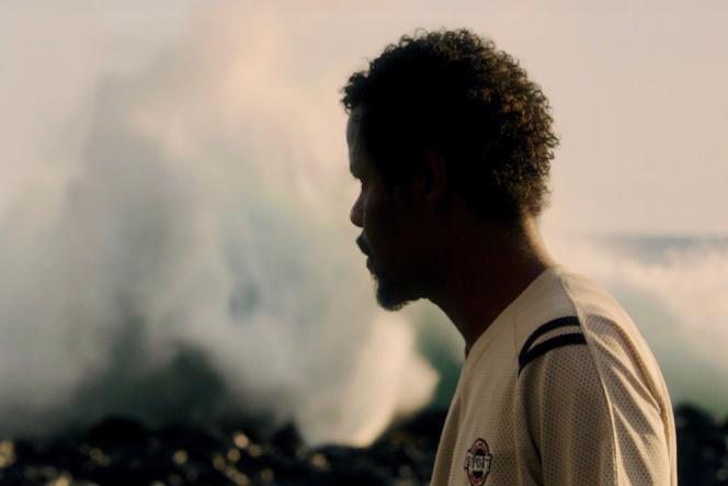Patrice Planesse dans le film français d'Emmanuel Parraud, « Sac la mort ».