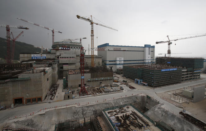 L'EPR de Taishan, en Chine, devrait être inauguré cette année.