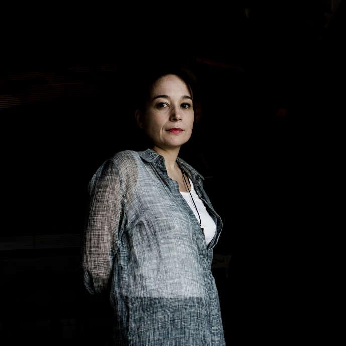 Laura Alcoba, 2014.