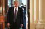 «Si Donald Trump persiste à vouloir prendre ses décisions sans tenir compte de la réalité, beaucoup de ceux qui ont voté pour lui peuvent s'attendre au pire ». (Photo : le président américain à la Maison Blanche, à Washington, le lundi 13 février).
