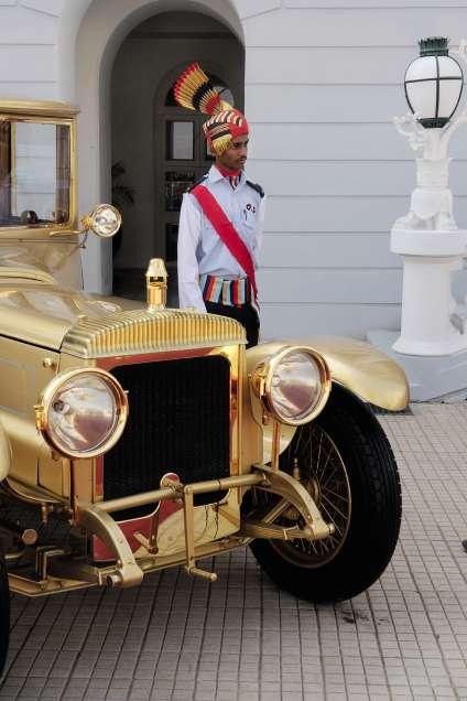 Daimler « Special » 45 HP de 1919.