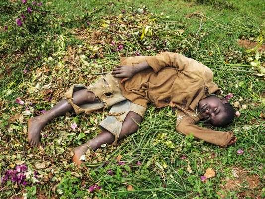 Portrait #6, Rwanda, 2014.