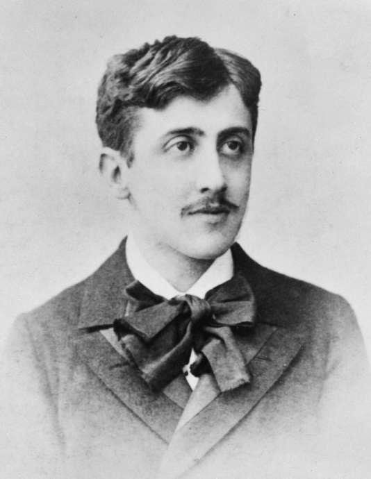 Marcel Proust, né le 10 juillet 1871 à Paris et mort le 18 novembre 1922.