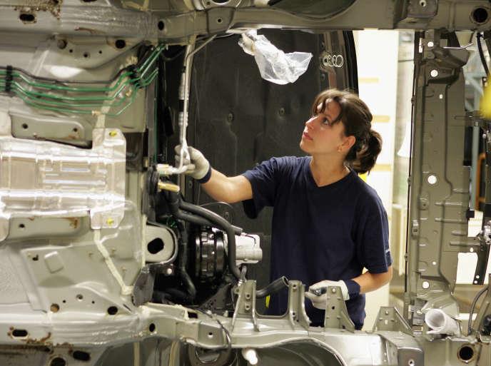 Le passage aux trente heures par semaine a notamment été testé dans l'industrie automobile.