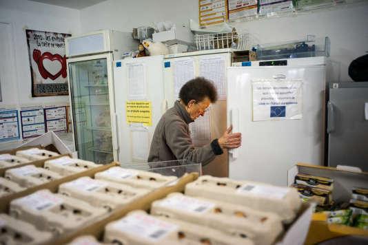 En 2016, l'antenne des Restos du cœur de Courlon a distribué 17 000repas. Cette année, ce devrait être plutôt 20 000.