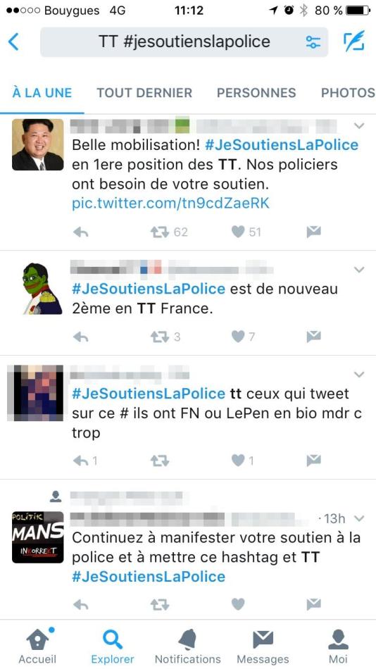 Capture d'écran Twitter du 12 février 2017.