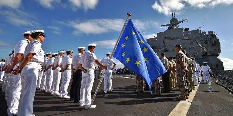 La base militaire française à Djibouti.