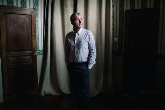 «Mon regard d'observateur privilégié de la Terre m'a fait prendre conscience de l'urgence climatique», explique Philippe Perrin.