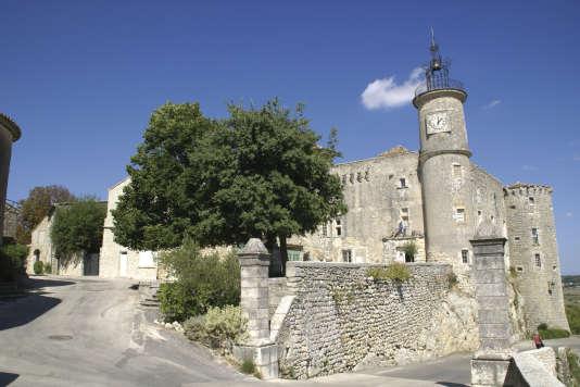 Lussan est «l'archétype du village médiéval languedocien».