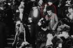 Dans un document cinématographique, une probable apparition de Marcel Proust.