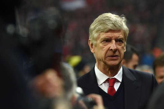 Arsène Wenger après la nouvelle déconvenue d'Arsenal à Munich (5-1) en Ligue des champions.