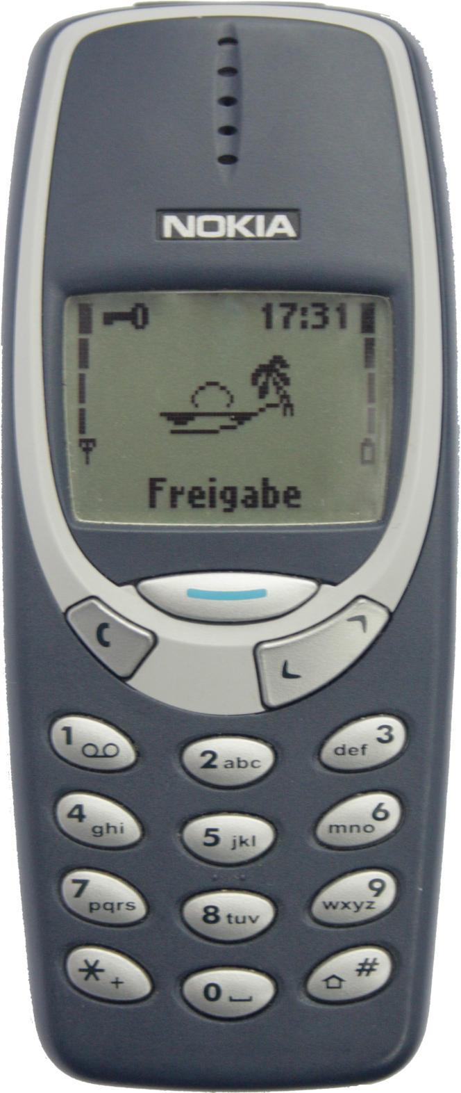 Le Nokia 3310 est de retour