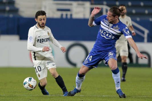 L'AS Monaco concède le nul face à Bastia, vendredi 17 février.