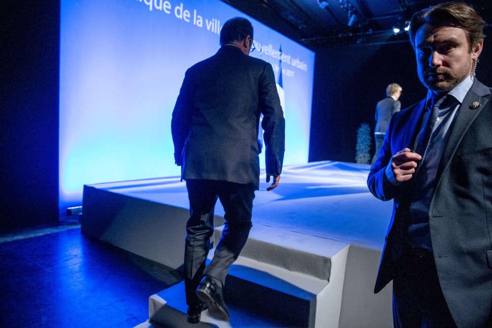«Il y a un moment où une politique publique doit savoir quelles sont ses priorités», a martelé François Hollande à deux mois du premier tour de l'élection présidentielle.