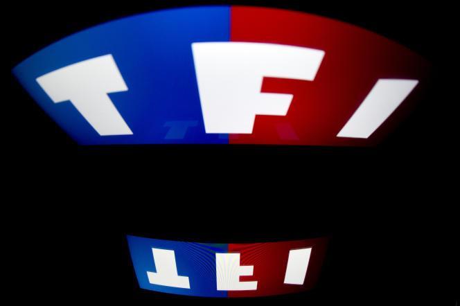 Le logo de TF1.