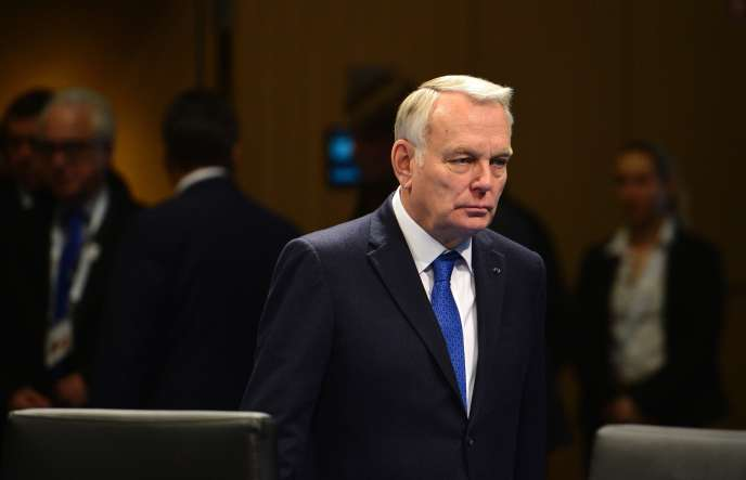Jean-Marc Ayrault a annoncé son futur retrait de la vie politique alors qu'il est à Bonn, en Allemagne, à l'occasiond'une réunion du G20.