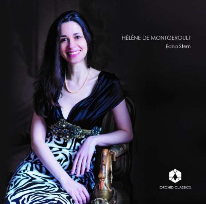 Pochette de l'album consacré à Hélène de Montgeroult par la pianiste Edna Stern.