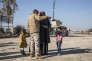 Le district de Palestine de Mossoul (Irak), le 2 février.