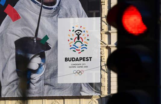A Budapest, le 17 janvier.